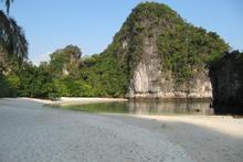 Spiaggia Thailandese