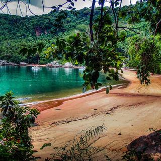 Ilha Grande - RJ  Praia Lopes Mendes