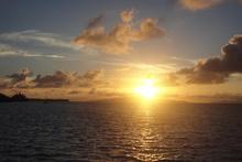 Sorge il sole a Boa Bora