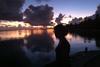 Ultimo tramonto a Rangiroa