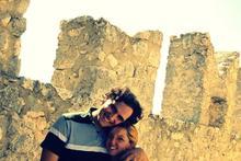 Foto di Benedetta - Benny e Devis oggi (rocca calascio)