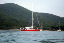 Adriatica in navigazione