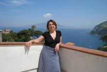 Syusy a Napoli