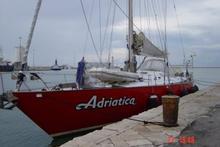 Adriatica ormeggiata a Barletta
