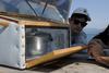 Lab Boat: Cuocere la pasta con il forno solare!
