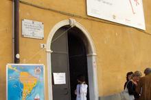 Genova, Piazza Sarazano