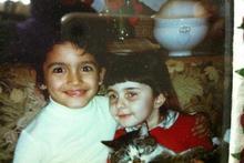 Perchè vi facciate una idea. Queste erano India e Zoe a 5 anni...