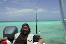 Orso alle Galapagos