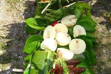 Il forno tahitiano
