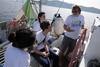 Lab Boat: Filippo spiega la strumentazione di bordo