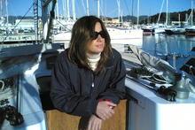 Nadia a bordo