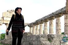 Syusy a Paestum